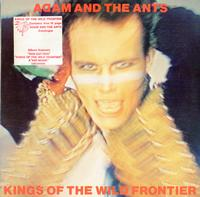 Adam and The Ants - Kings Of The Wild Frontier *Topper Collection