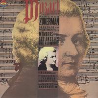 Zukerman, Members of the Los Angeles Philharmonic Orchestra - Mozart: Serenade etc.