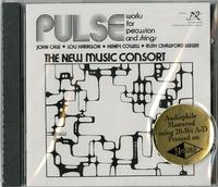The New Music Consort-Pulse: Works for Percussion and Strings