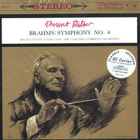 Walter, Columbia Symphony Orchestra - Brahms: Symphony No. 4