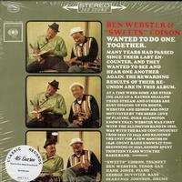 Ben Webster and Harry 'Sweets' Edison - Ben Webster & 'Sweets' Edison
