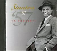 Frank Sinatra - 57 -In Concert -  Preowned Gold CD