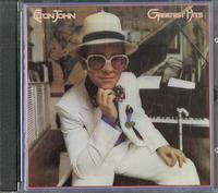 Elton John - Greatest Hits -  Preowned Gold CD