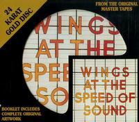 Wings - At The Speed Of Sound -  Preowned Gold CD