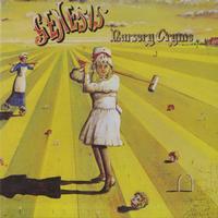 Genesis - Nursery Cryme -  Preowned Vinyl Record