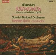 Jarvi/ Scottish National Orchestra - Glazunov: Raymonda