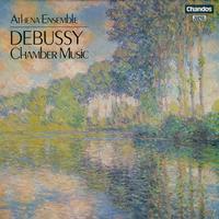 Athena Ensemble - Debussy: Chamber Music