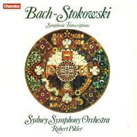 Pikler, Sydney Sym. Orch. - Bach-Stokowski: Symphonic Transcriptions