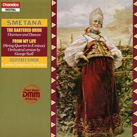 Simon, London Symphony Orchestra - Smetana: Overture and  Dances from The Bartered Bride etc.