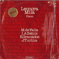 Leonora Mila - de Falla, Albeniz etc.