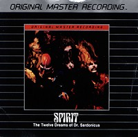 Spirit - The Twelve Dreams Of Dr. Sardonicus -  Preowned CD