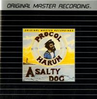 Procol Harum - A Salty Dog -  Preowned CD