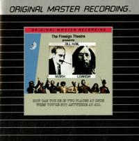 The Firesign Theatre - How Can You Be In Two Places At Once When You're Not Anywhere At All -  Preowned CD