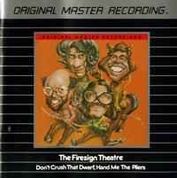 The Firesign Theatre - Don't Crush That Dwarf, Hand Me The Pliers -  Preowned CD