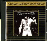 Elvis Presley - That's The Way It Is -  Preowned Gold CD