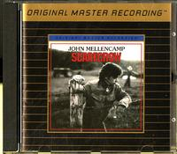 John Mellencamp - Scarecrow -  Preowned Gold CD