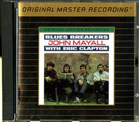 John Mayall-Bluesbreakers with Eric Clapton