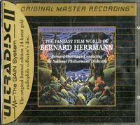 Bernard Herrmann, National Philharmonic Orchestra - The Fantasy Film World Of Bernard Herrmann