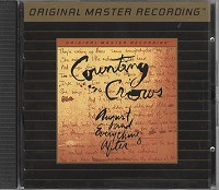 Counting Crows - August and Everything After -  Preowned Gold CD