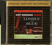 Roy Orbison - Lonely and Blue -  Preowned Gold CD