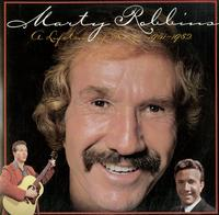 Marty Robbins - A Lifetime Of Somg 1951-1982
