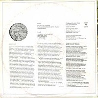 John Cale & Terry Riley - Church Of Anthrax/cut corner/m -