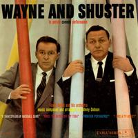 Wayne and Shuster - In Person Comedy Performance