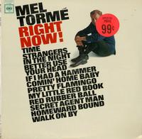Mel Torme-Right Now