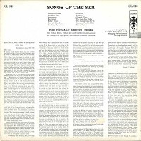 Norman Luboff Choir - Songs Of The Sea