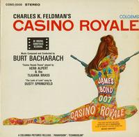 Original Soundtrack Recording-Casino Royale Soundtrack