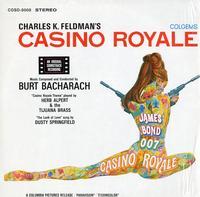 Burt Bacharach - Charles K. Feldman's Casino Royale