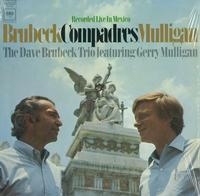 Dave Brubeck Trio and Gerry Mulligan - Compadres