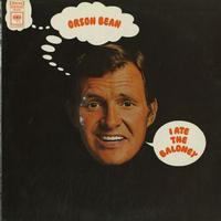 Orson Bean - I Ate The Baloney