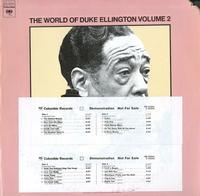 Duke Ellington - The World Of Duke Ellington Volume 2