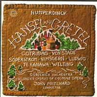Cotrubas, Pritchard, Gurzenich Orchestra - Humperdinck: Hansel and Gretel