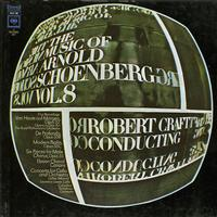 Craft, Royal Philharmonic Orchestra - The Music of Arnold Schoenberg Vol. 8