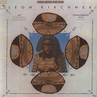 Leon Kirchner - Lily, String Quartet No. 2