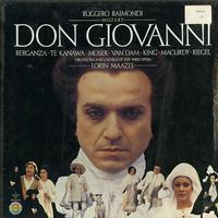 Raimondi, Maazel, Orchestra and Chorus of the Paris Opera - Mozart: Don Giovanni