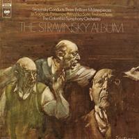 Stravinsky, Columbia Symphony Orchestra - The Stravinsky Album