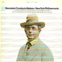 Bernstein, New York Phil Orchestra - Bernstein Conducts Nielsen