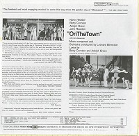 Original Cast Recording - On The Town