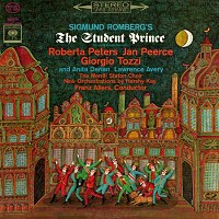 Roberta Peters, Jan Peerce, Giorgio Tozzi - Romberg: The Student Prince