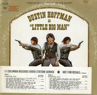 Soundtrack-Little Big Man Starring Dustin Hoffman