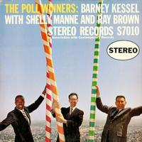 Barney Kessel, Ray Brown, Shelly Manne-The Poll Winners