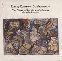 Reiner , Chicago Symphony Orchestra - Rimsky-Korsakov: Scheherazade (sealed)