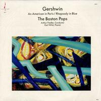 Wild, Fiedler, Boston Pops - Gershwin: An American In Paris etc.