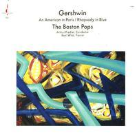 Wild, Fiedler, Boston Pops-Gershwin: American In Paris, Rhapsody In Blue