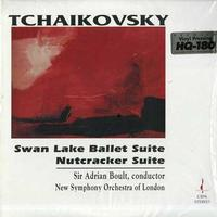 Boult, New Philharmonia Orch. - Tchaikovsky: Swan Lake Ballet Suite etc.