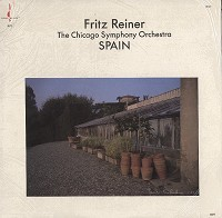 Reiner , Chicago Symphony Orchestra-Spain
