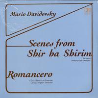 Korf, Livingston - Davidovsky: Scenes from Shir ha Shirim, Romancero